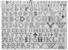 PATROON: Friese merklap 1786 | Berthi's Weblog click on the pic for the free .pdf chart part 1