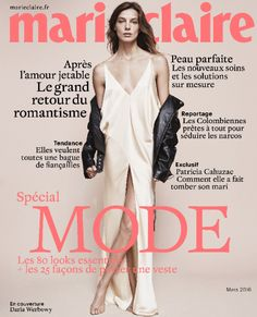 Marie Claire France March 2016