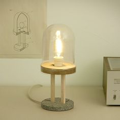 LED 1.0 Lamp by Studio Alburno | MONOQI
