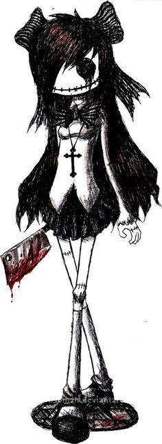 Znalezione obrazy dla zapytania lalka voodoo