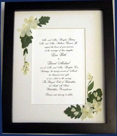 monogram wedding invitation collage frame crafts 2 do pinterest