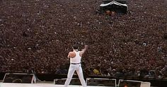 Queen    On July 13, 1985, the world witnessed magic on stage at London's Live Aid concert. It's known as 20 minutes that changed music forever.