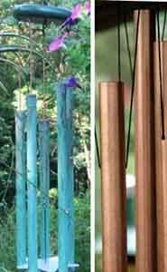 Design and Build Your Own Tubular-Bell Wind Chime Set Tubes, Pipes or Rods