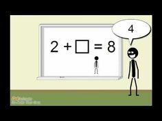 Math with Mr. Stickman (Missing Addends)
