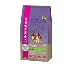 Eukanuba Dog Food Puppy Lamb and Rice 3 Kg. Buy Online Eukanuba Dog Food at http://www.dogspot.in/eukanuba-57/