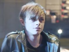 Dane Dehaan as Harry Osborn // somehow he looks really hot with the whole near death, sleep fatigued look