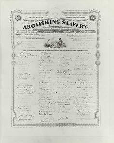 December 18, 1865: Slavery ends in U.S. as Sec of State Seward declares 13th Amendment in effect.