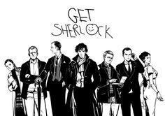 sherlock bbc обои - Поиск в Google