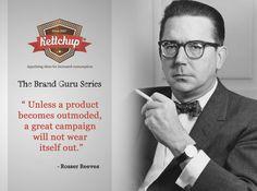 Brand Guru - Rosser Reeves.
