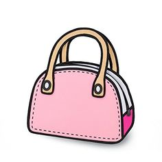 JumpFromPaper Carly Sweetie Handbag JumpFromPaper…