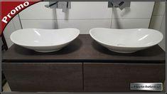 Lavoar oval pe blat Solenia 63 cm Lotus, Sink, Home Decor, Sink Tops, Lotus Flower, Vessel Sink, Decoration Home, Room Decor, Vanity Basin