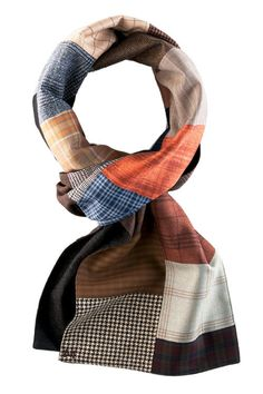 Patchwork | Margo Petitti-obsessed with this scarf!