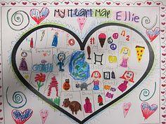 Heart Maps - so cute (& free download!)  Love it @Melissa Alonzo-Dillard