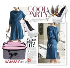 """""""Sammydress 45"""" by danijela-3 ❤ liked on Polyvore featuring women's clothing, women, female, woman, misses, juniors, MustHave, sammydress and winteredition"""