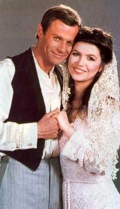 Robert and Anna's first wedding photo