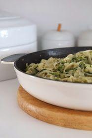 rêve de vivre: Cestoviny s cuketou Risotto, Grains, Meat, Chicken, Ethnic Recipes, Food, Essen, Meals, Seeds