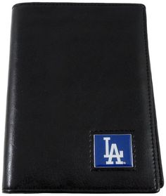 MLB Los Angeles Dodgers Leather Passport Wallet by aminco. $25.00. Securely holds passport, etc.. Genuine Leather