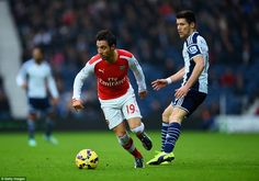 Spanish international Santi Cazorla was in fine form for the Gunners on Saturday as the midfielder helped Arsenal to victory