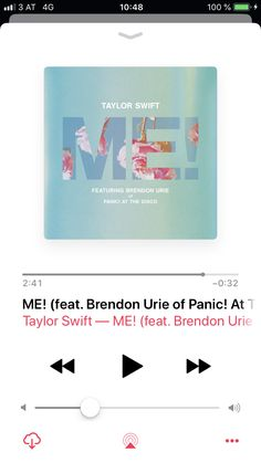 Brendon Urie, Taylor Swift