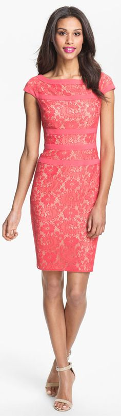 Adrianna Papell-love this dress! But not sure if the color would look good on me....