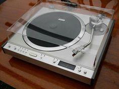 Vintage audio Pioneer Pl-630 turntable. Belt drive dog.                                                                                                                                                     More