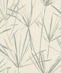 Tapeta RASCH TEXTIL ZANZIBAR 289823, wzór z motywem liści Abstract, Artwork, Living Room, Summary, Work Of Art, Auguste Rodin Artwork, Artworks, Illustrators