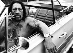 Danny Trejo Tattoo | Tattoo Nation : l'explosion d'un art | Tattoos.fr
