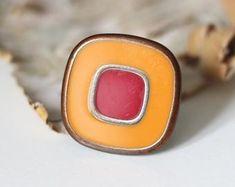 Edler vintage-Schmuck für jeden Anlass von petitebijouterie auf Etsy Vintage Jewelry, Gemstone Rings, Gemstones, Vintage Jewellery, Gems, Gem, Jewelry Rings