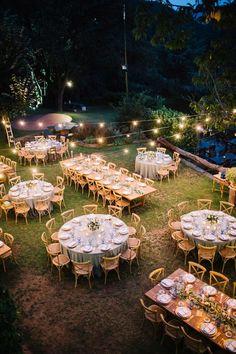 Una boda romántica y elegante