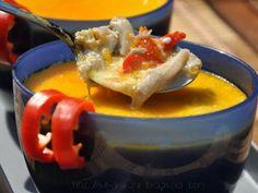 Ciorba falsa de burta Foods To Eat, Us Foods, Romanian Food, Pinterest Recipes, Foodies, Panna Cotta, Pudding, Snacks, Health