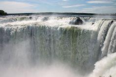 Iguazu Falls, Argentina. Wanna see!