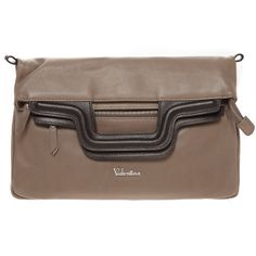 Taupe Leather Bag for £69.99 #fabfind
