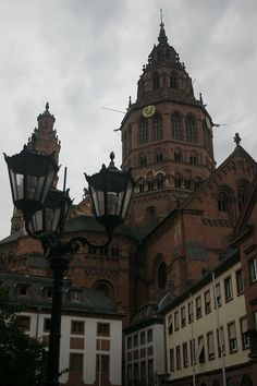 Mainz Cathedral in Mainz, Germany