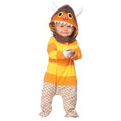 Where The Wild Things Are Baby Carol Girls Halloween Costume