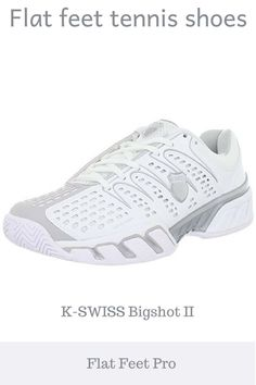 6712d4ffdd A specialist toe box and forefoot support system are built into the K-Swiss  Bigshot