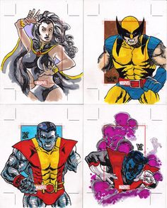 Marvel 75 Years: X-Men 70's. Rittenhouse Arquives/Marvel Comics.