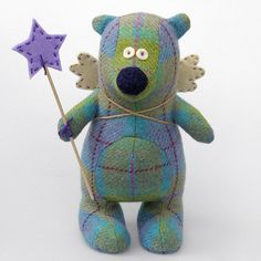Totally adorable fairy bear!....(i totally agree!!)...