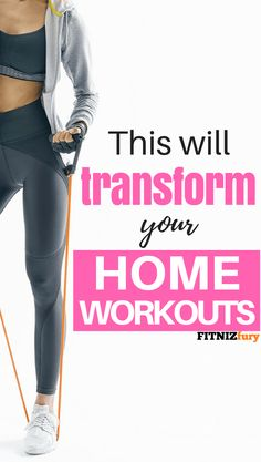 This will transform your home workouts #resistancebands #bestresistancebands #homeworkout #resistancebands101 #howtouseresistancebands