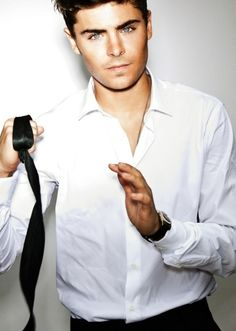 Ok so he is a little young...but once I saw him in Charlie St. Cloud I just melted.  He is just the sweetest.