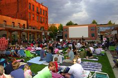 Fairhaven Outdoor Cinema « Epic Events and Promotion
