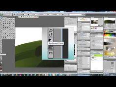 Corel Painter X3 Nozzle video2 - YouTube
