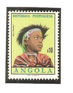 Angola 1961 $10.