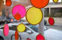 URBANIC shop window: spring 1. {photo by Maureen Price} i love it so much! <3