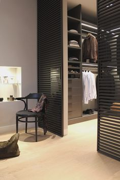 Wardrobe Design Bedroom, Modern Bedroom Design, Master Bedroom Design, Ikea Bedroom, Closet Bedroom, Home Decor Bedroom, Closet Renovation, Tiny House Loft, Modern Closet