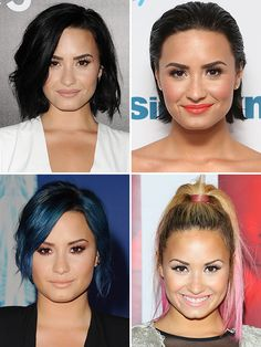 Happy birthday, Demi Lovato! We're celebrating the 'Cool For The Summer' singer's 23rd birthday with a look at some of her best hair and makeup moments. Check out our picks, below, and let us know which one you liked best!
