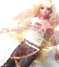 Dark tan, The sun of midsummer by RMLBJD.deviantart.com on @deviantART #bjd #3dprinter #balljointeddoll #doll