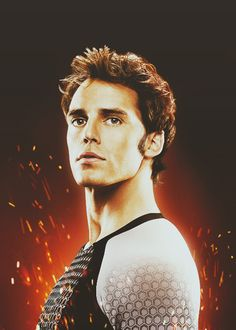 The Hunger Games --Catching Fire - Sam Claflin as Finnick Odair