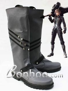 Soul Eater Cosplay shoes