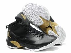 2a8826adba1 Jordan Fly Wade 2 II EV Black Metallic Gold White
