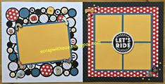 Scrap with Sue: July Club Kit - Magical